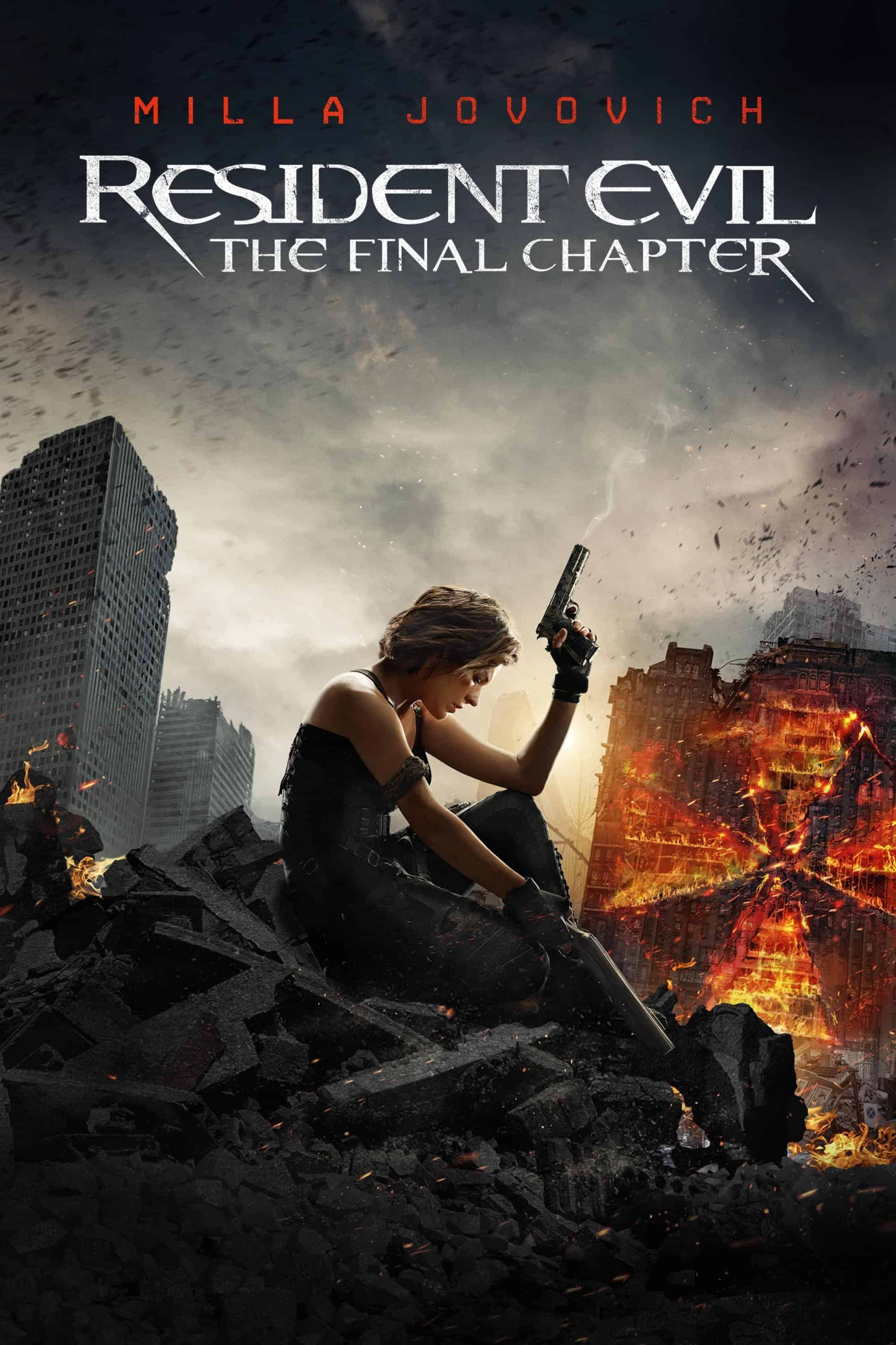 Resident Evil: The Final Chapter, 2016