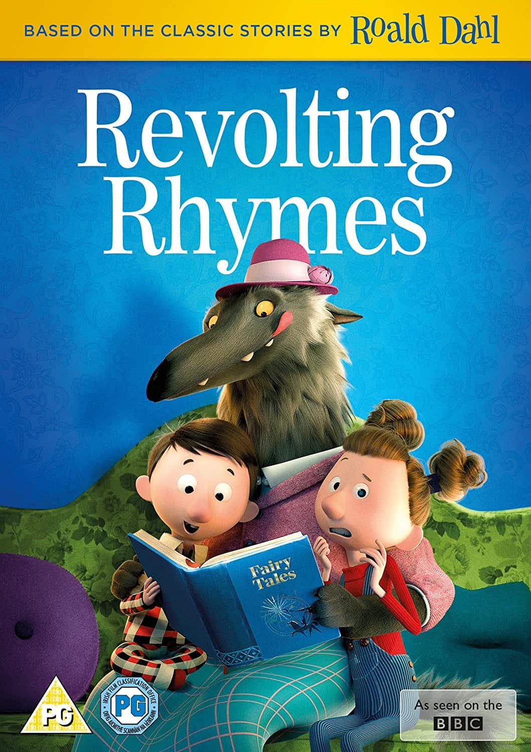 Revolting Rhymes, 2016