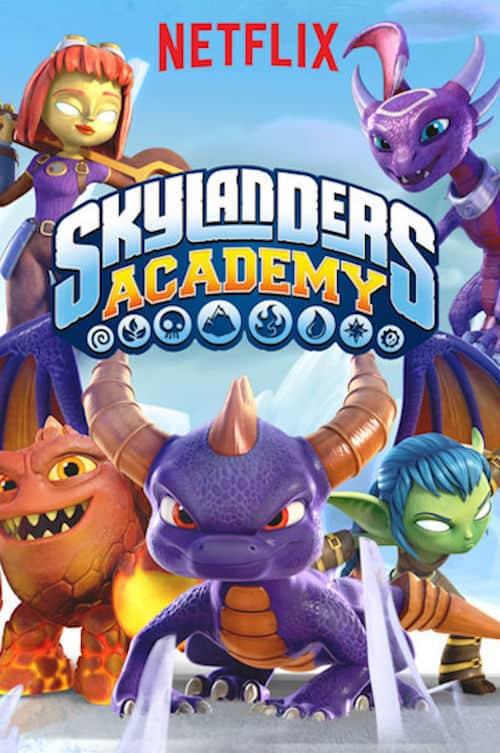 Skylanders Academy, 2016