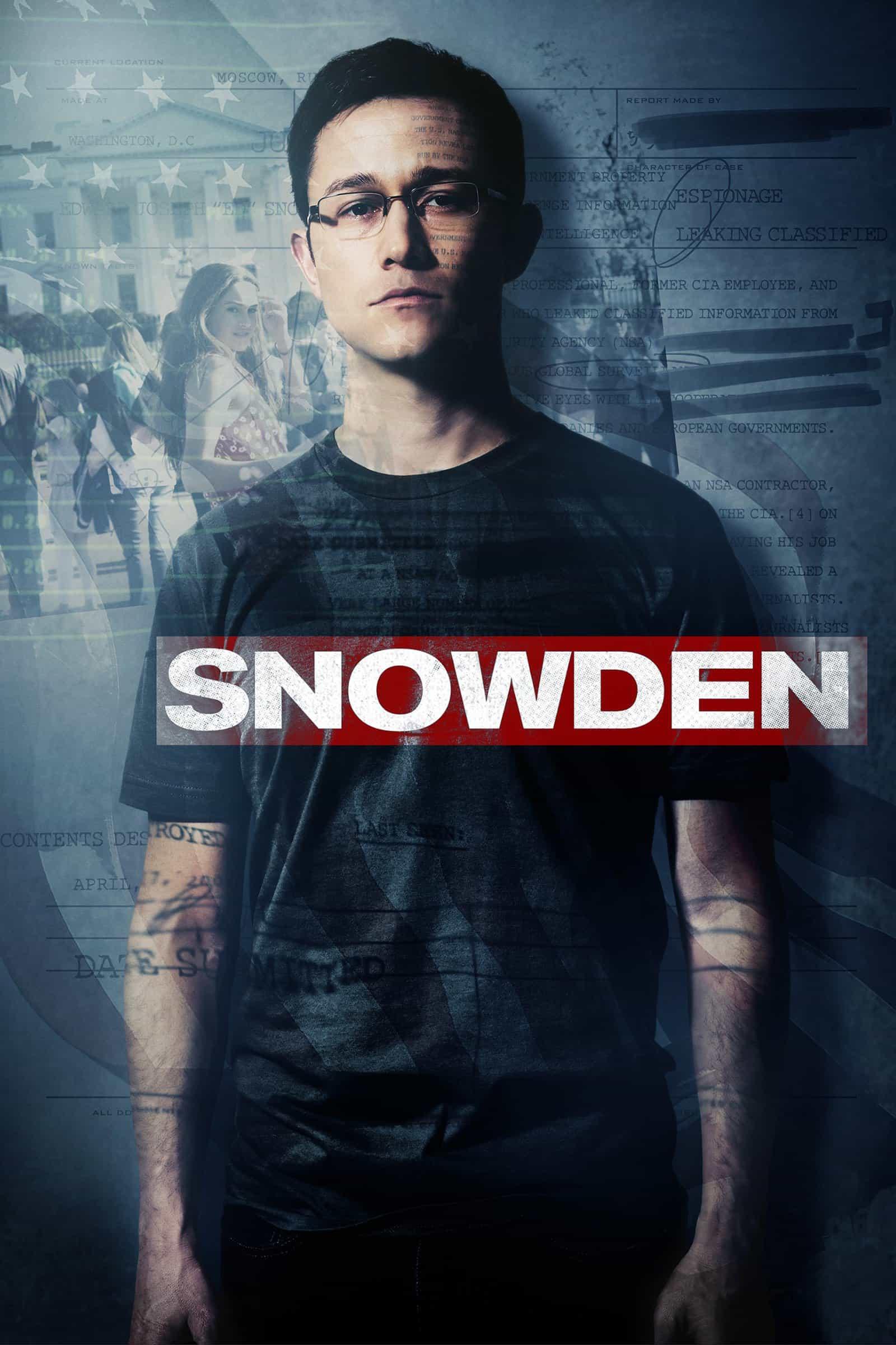 Snowden, 2016