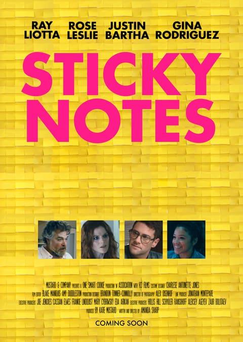 Sticky Notes, 2016