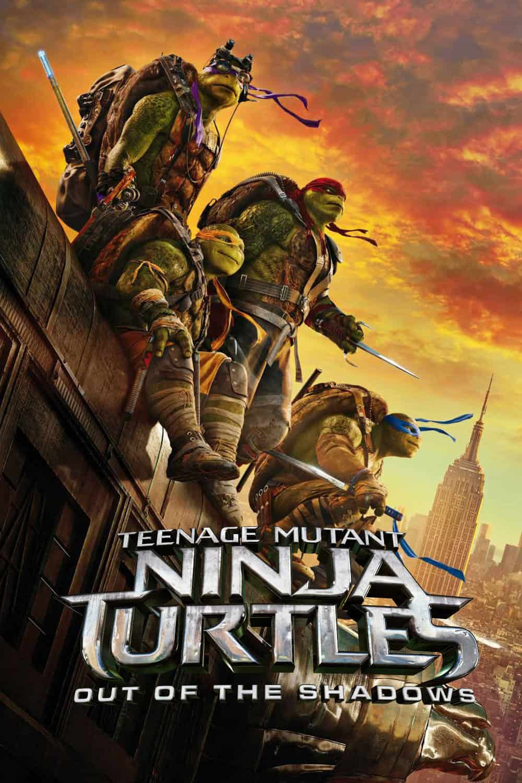 Teenage Mutant Ninja Turtles: Out of the Shadows, 2016