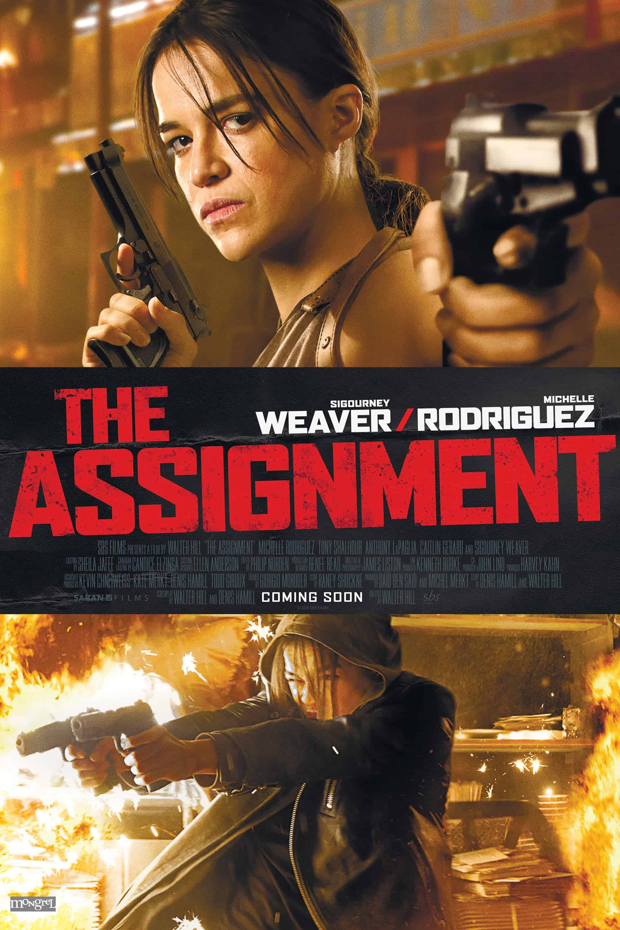The Assignment, 2016
