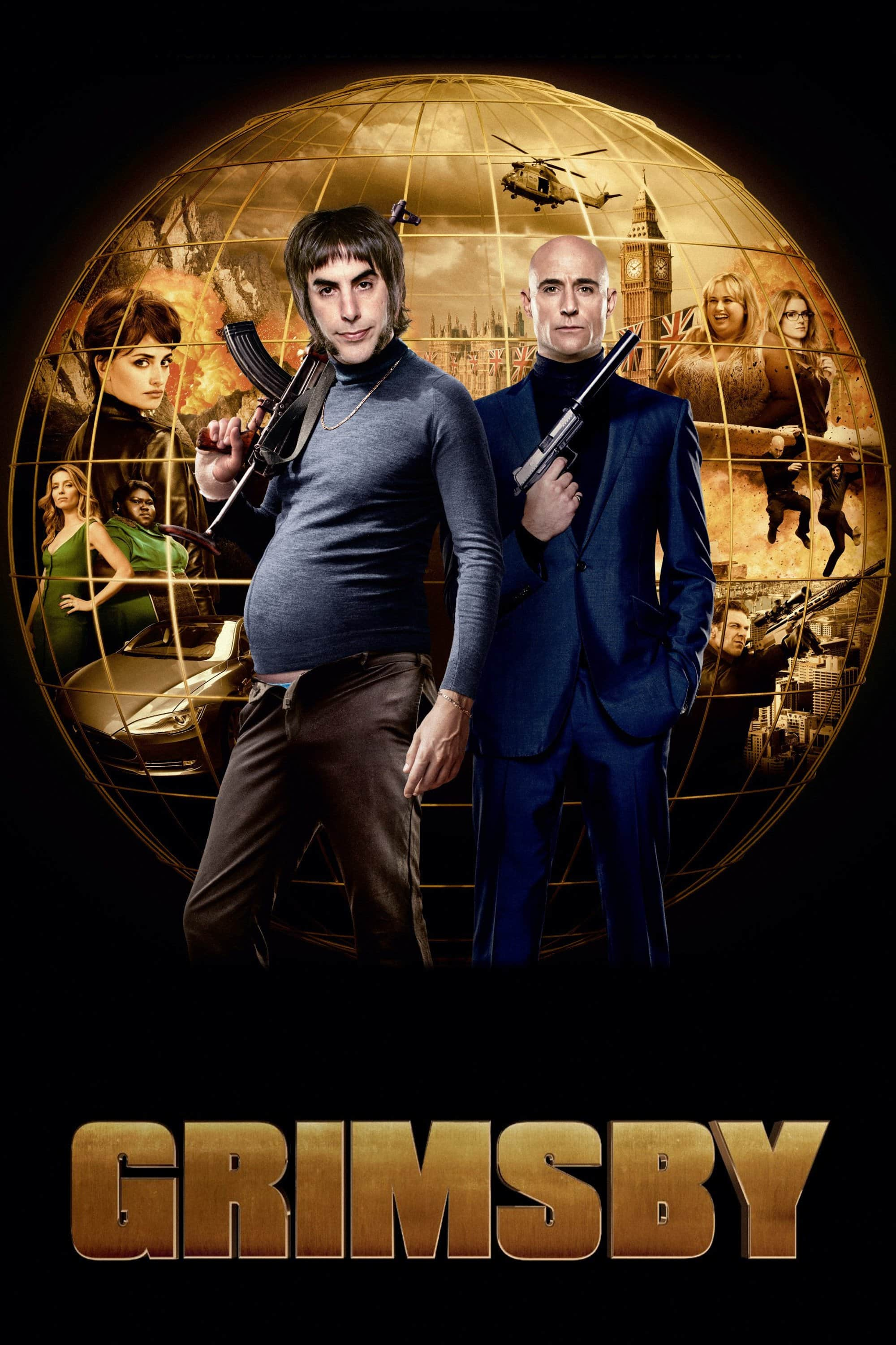 The Brothers Grimsby, 2016