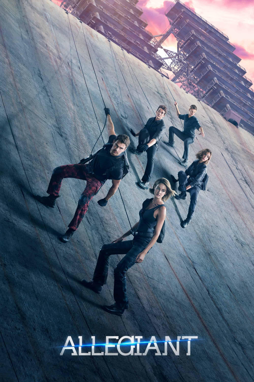 The Divergent Series: Allegiant, 2016