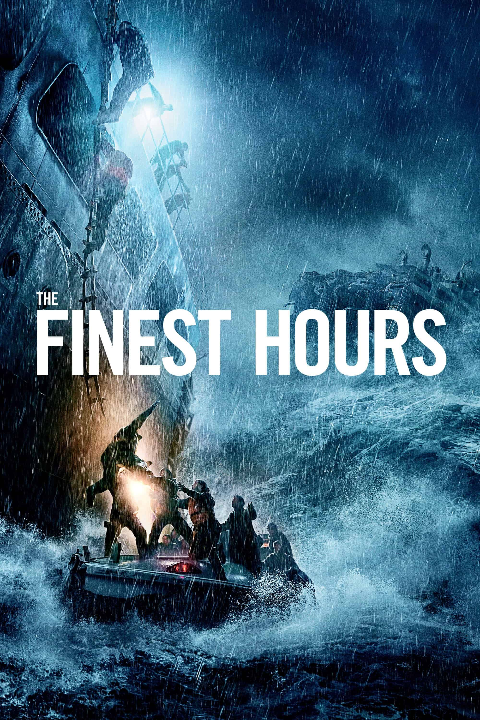 The Finest Hours, 2016
