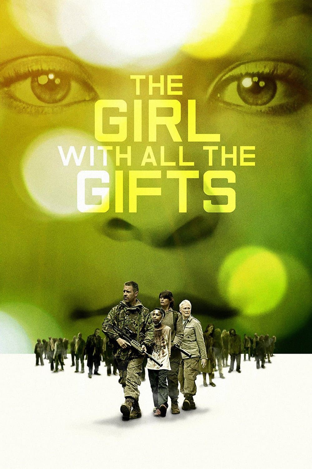 The Girl with All the Gifts, 2016