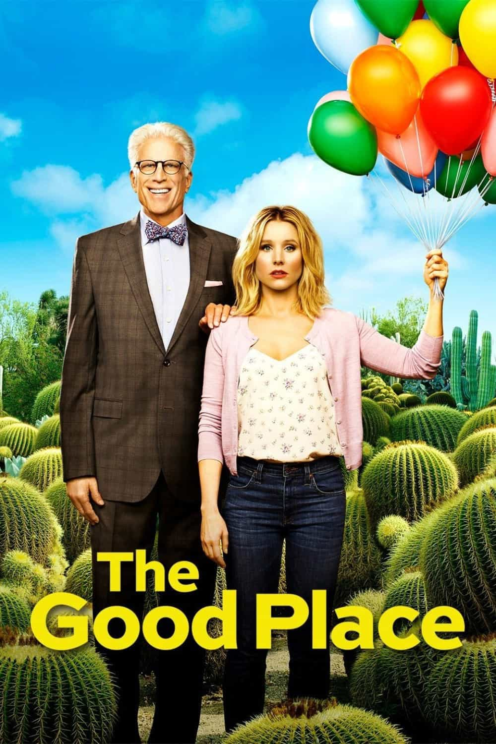 The Good Place, 2016