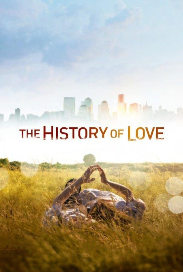 The History of Love, 2016