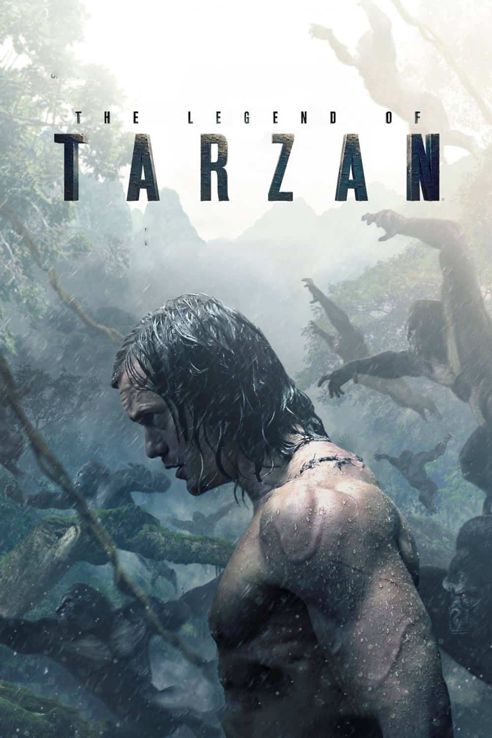 The Legend of Tarzan, 2016