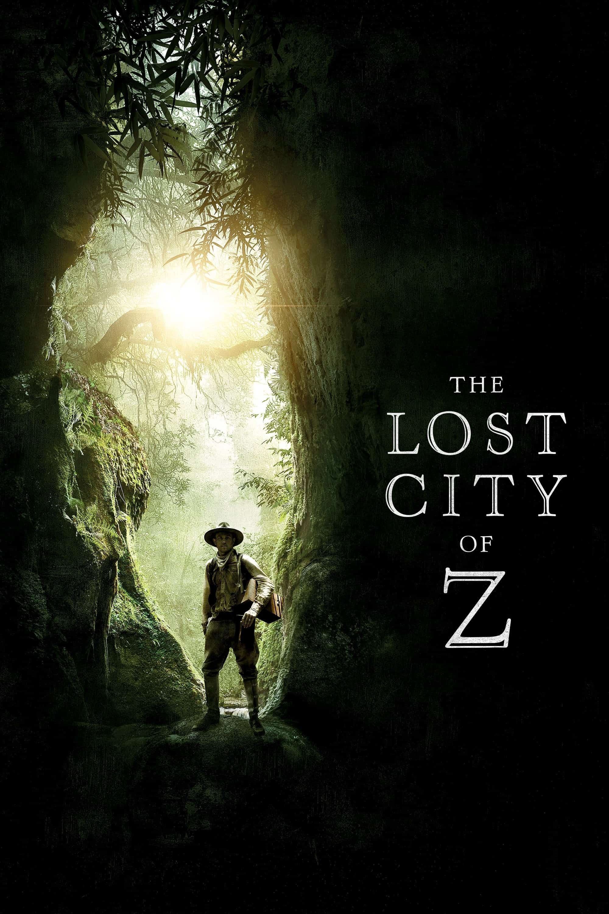 The Lost City of Z, 2016