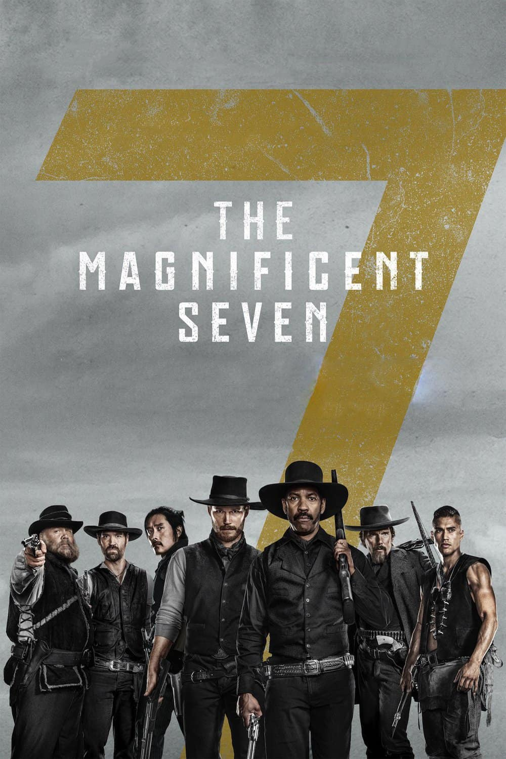 The Magnificent Seven, 2016