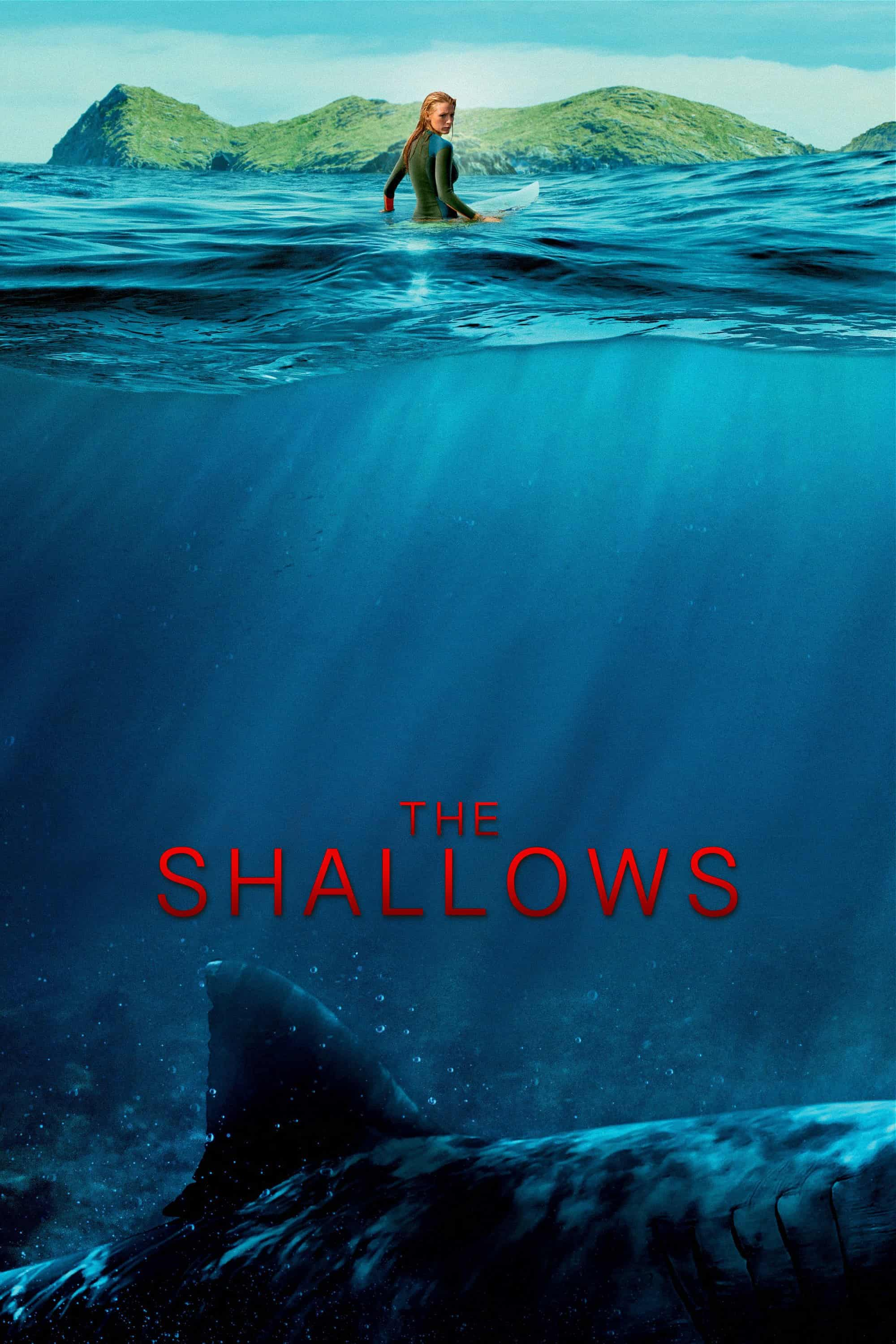 The Shallows, 2016