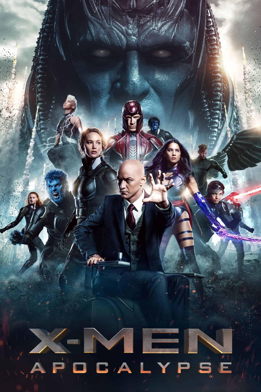 X-Men: Apocalypse, 2016