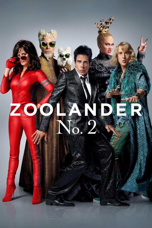 Zoolander 2, 2016