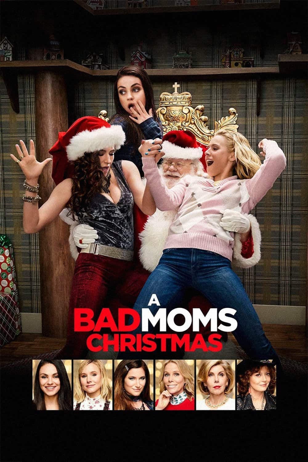 A Bad Moms Christmas, 2017