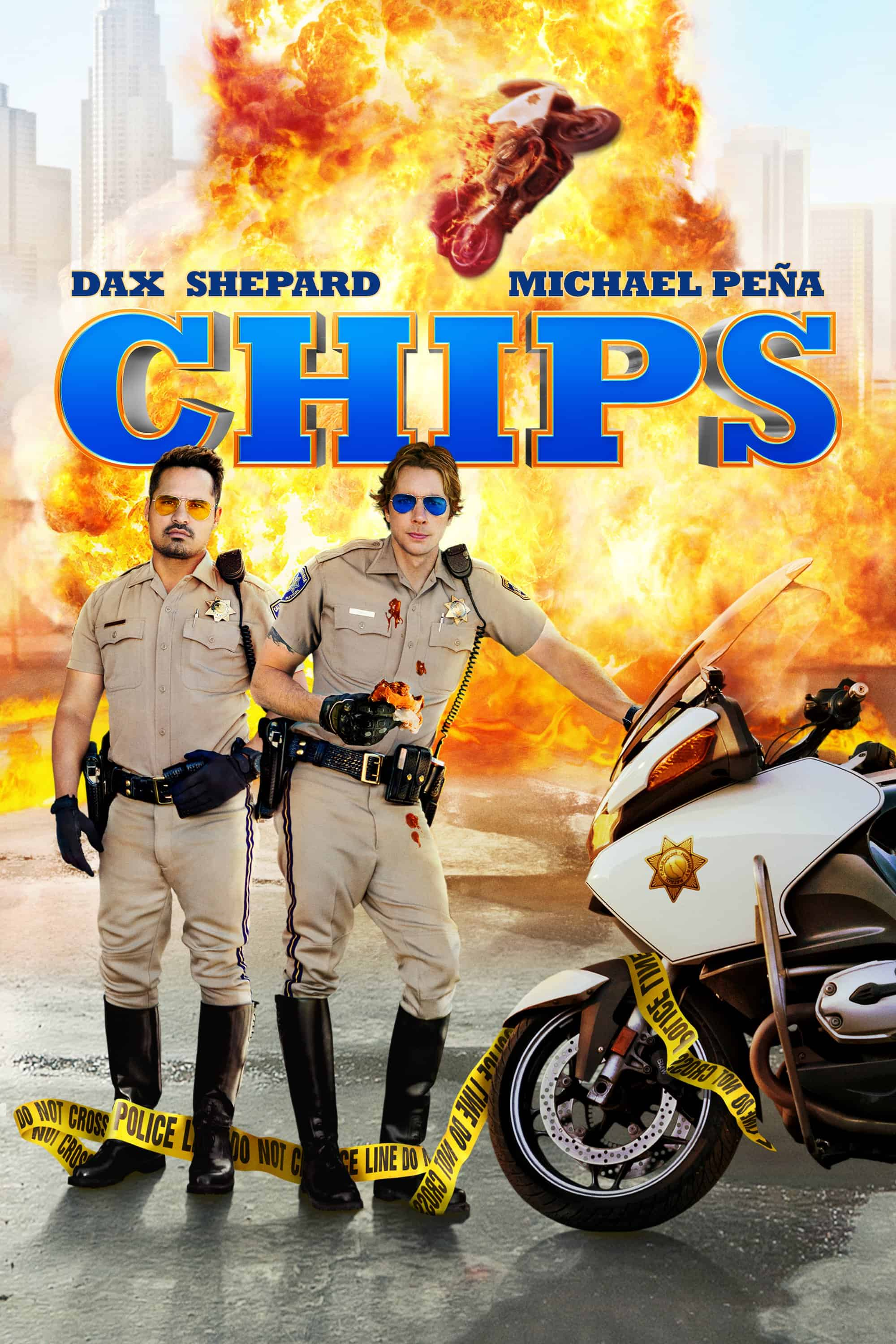 CHiPs, 2017