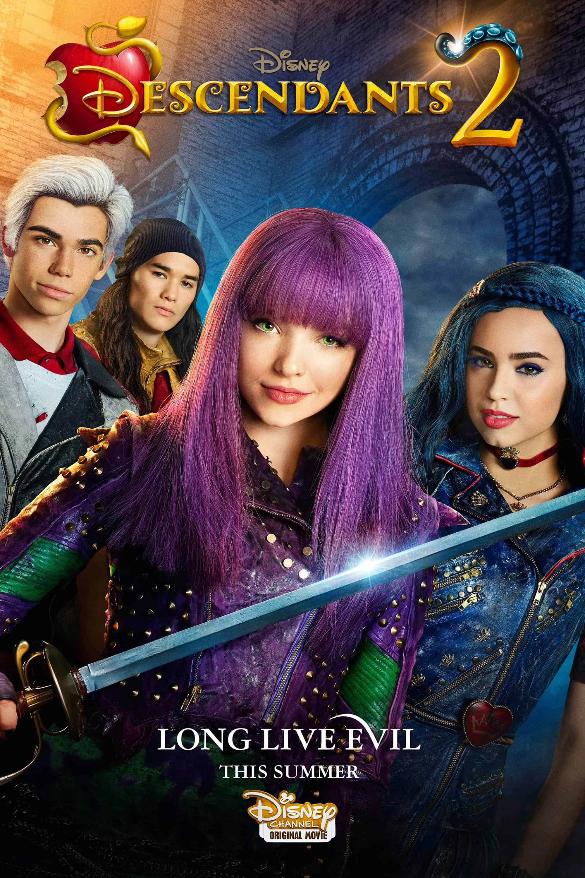 Descendants 2, 2017