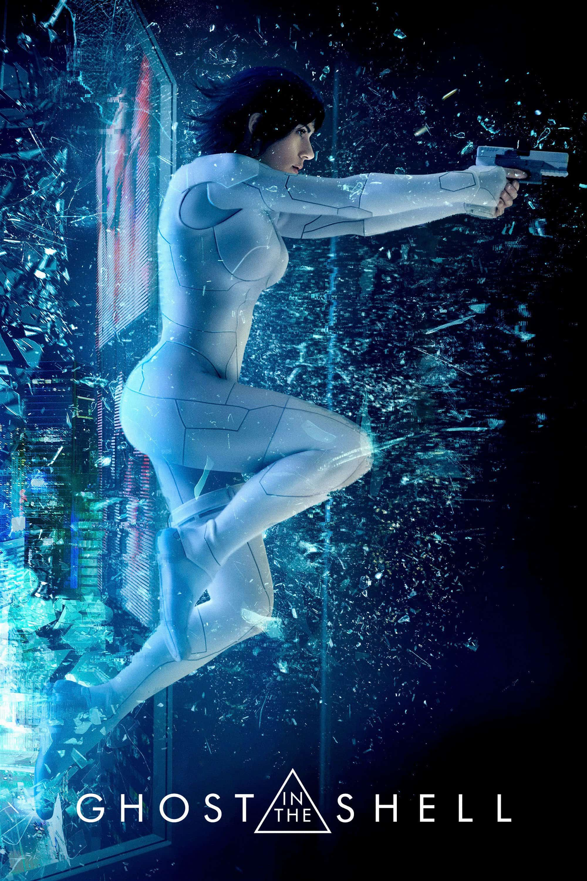 Ghost in the Shell, 2017