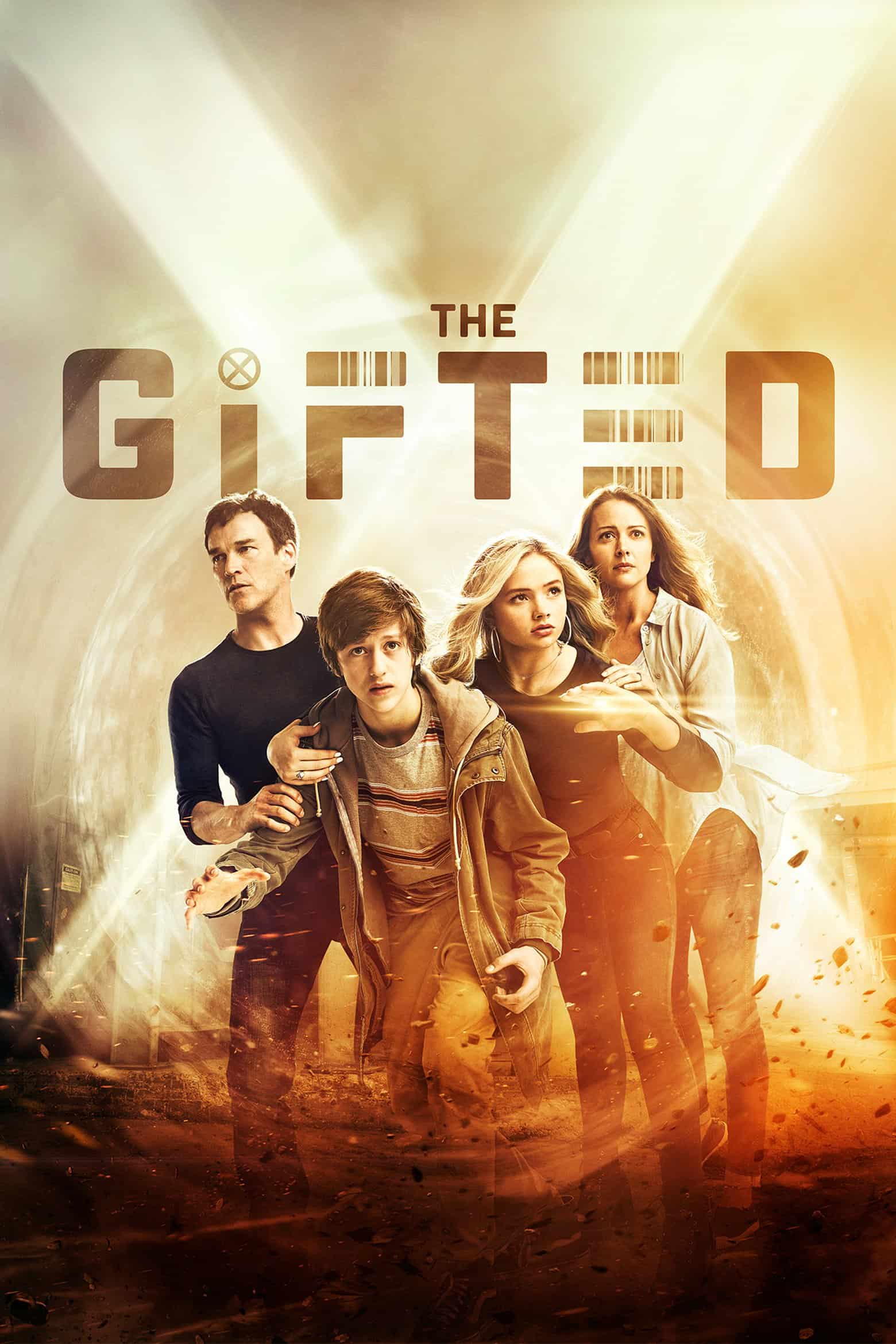 Gifted, 2017