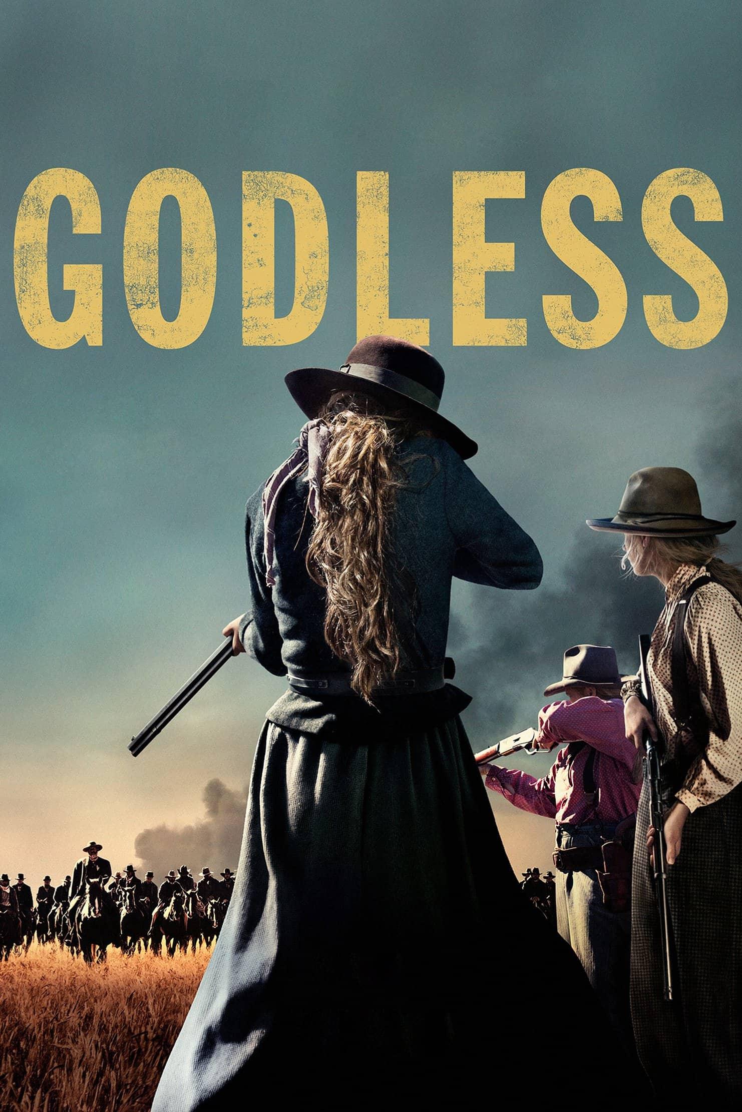 Godless, 2017
