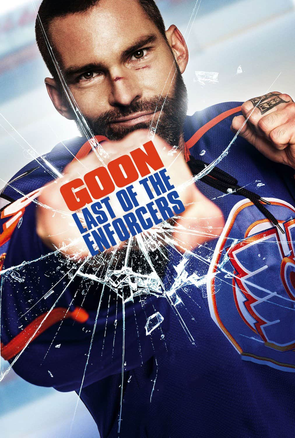 Goon: Last of the Enforcers, 2017