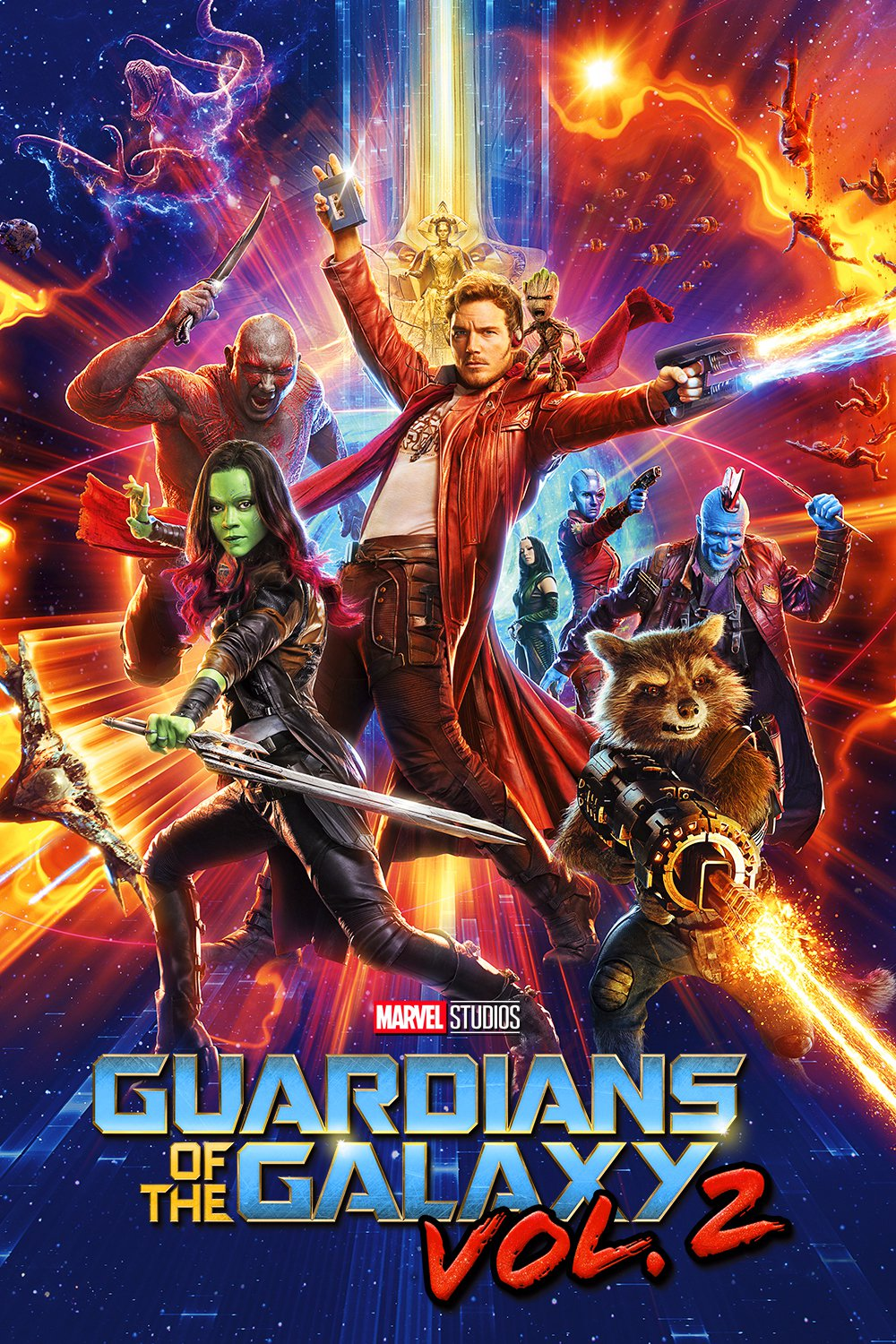 Guardians of the Galaxy Vol. 2, 2017