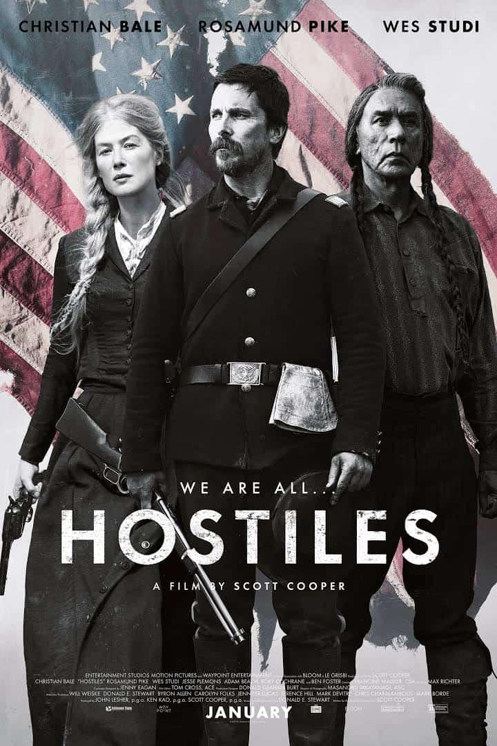 Hostiles, 2017