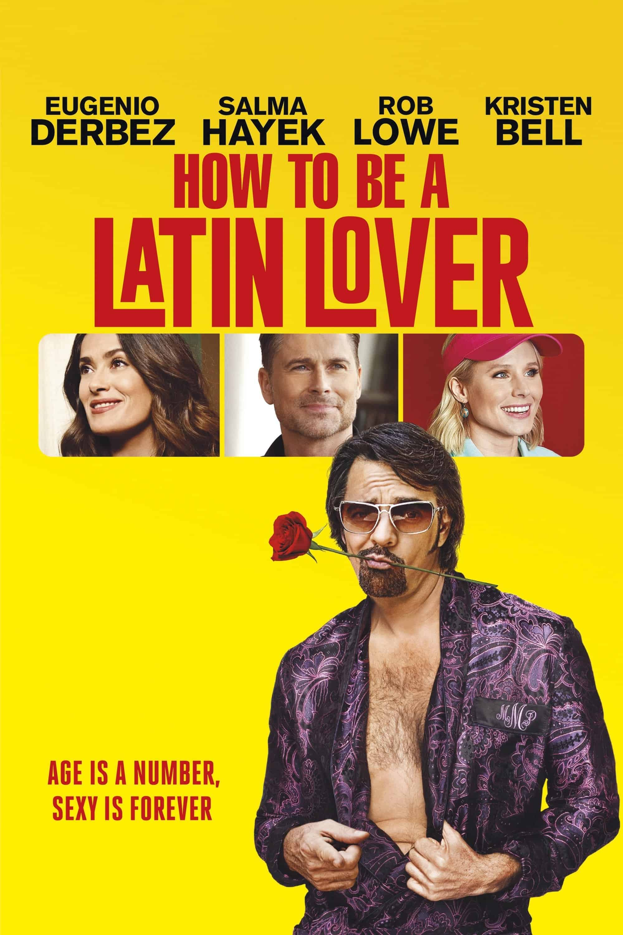 How to Be a Latin Lover, 2017