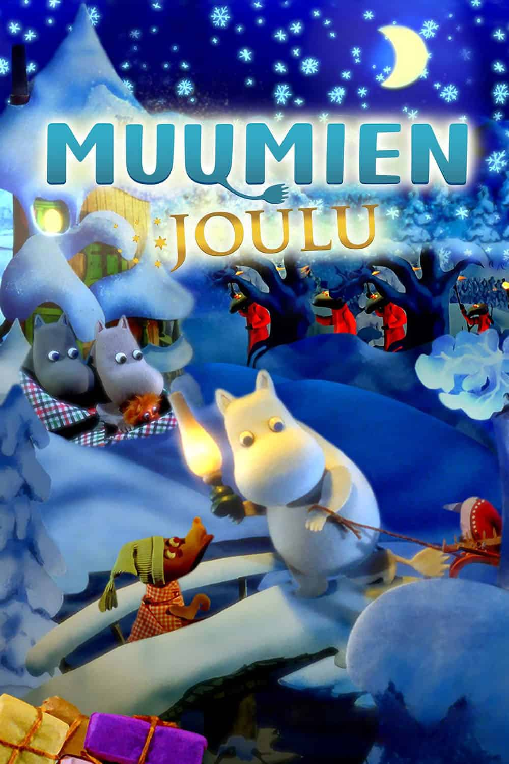 Moomins and the Winter Wonderland, 2017