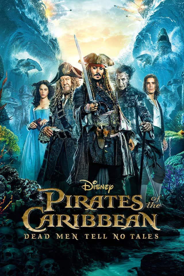 Pirates of the Caribbean: Dead Men Tell No Tales, 2017