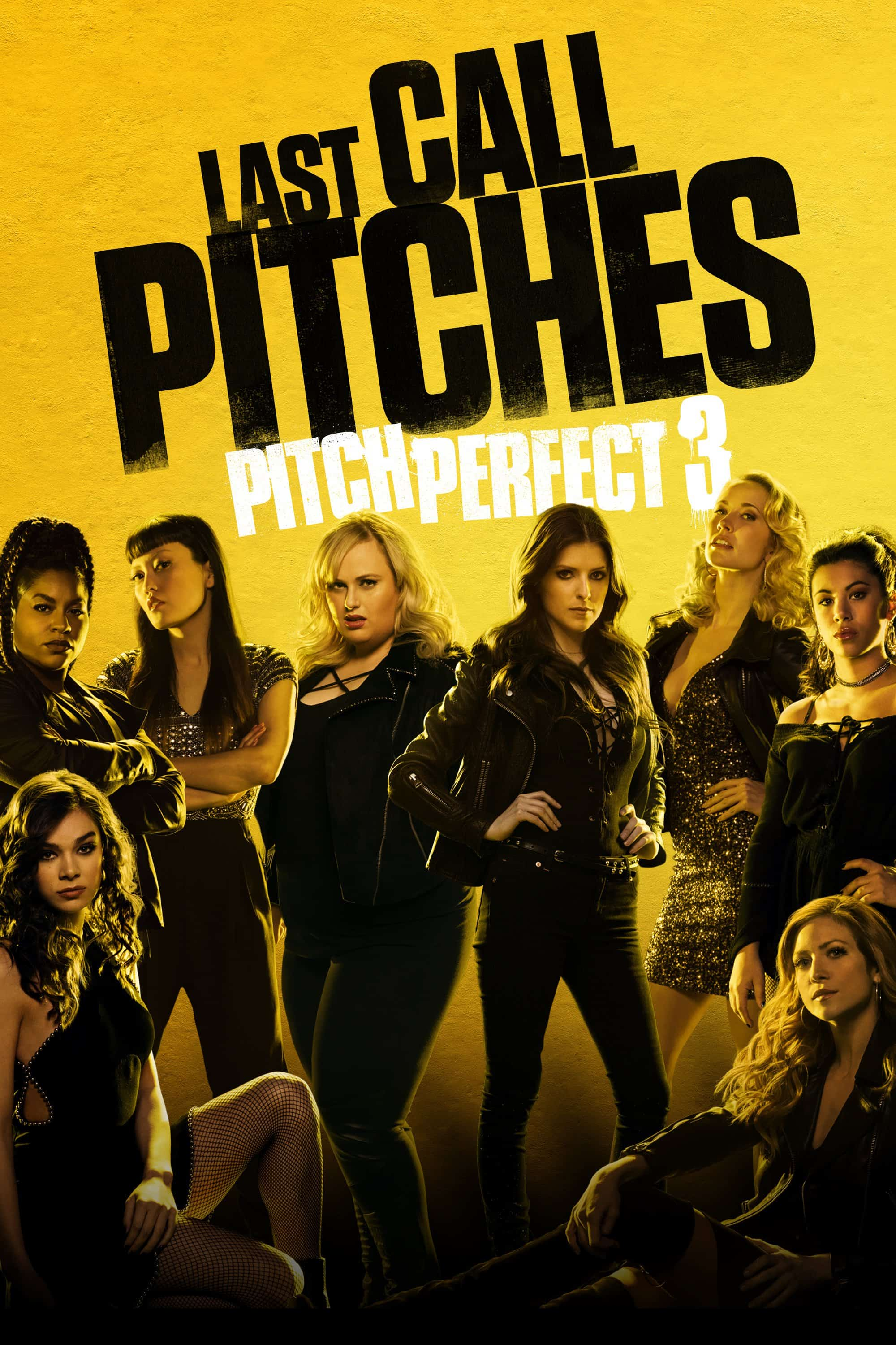 Pitch Perfect 3, 2017