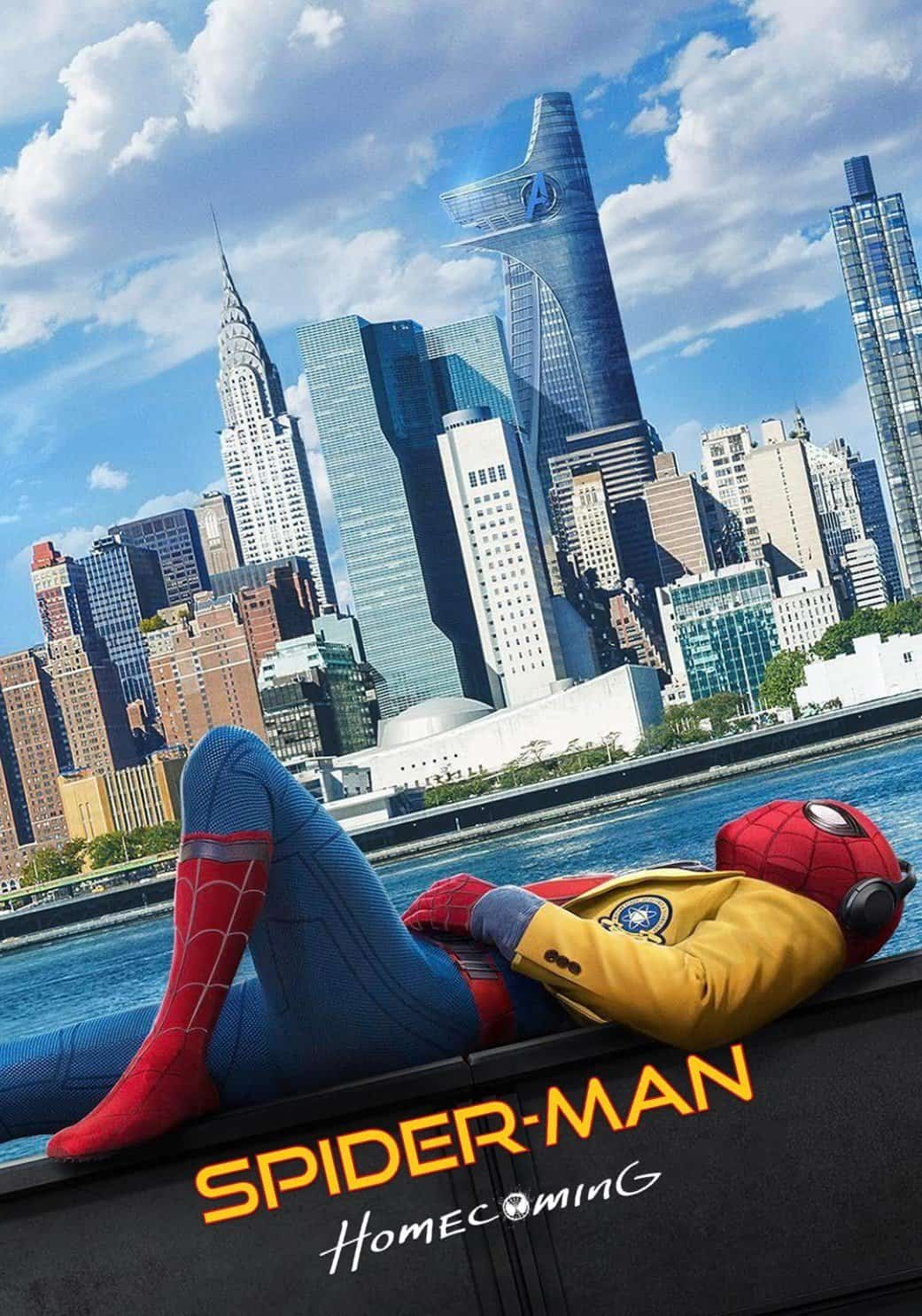 Spider-Man: Homecoming, 2017