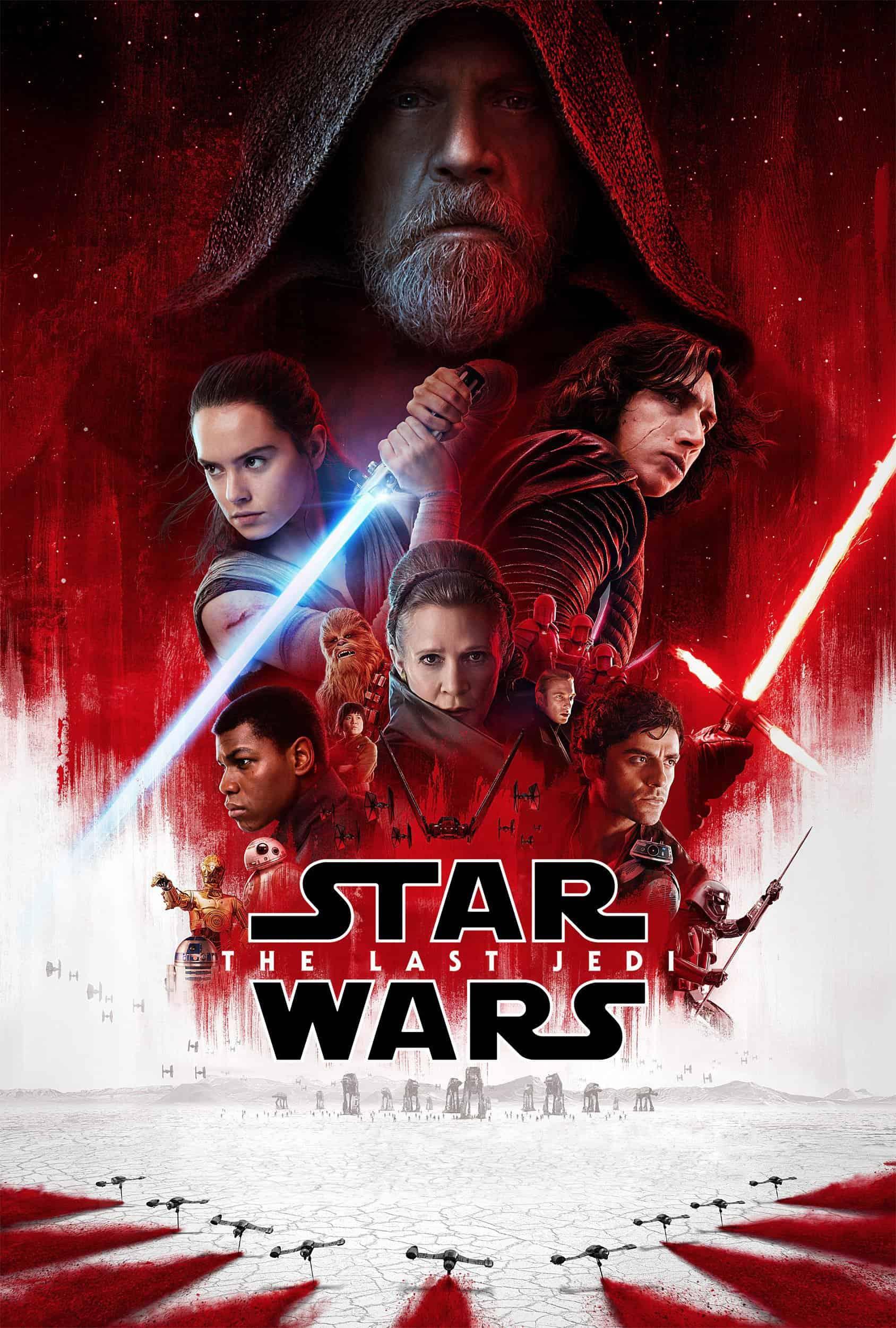 Star Wars: The Last Jedi, 2017