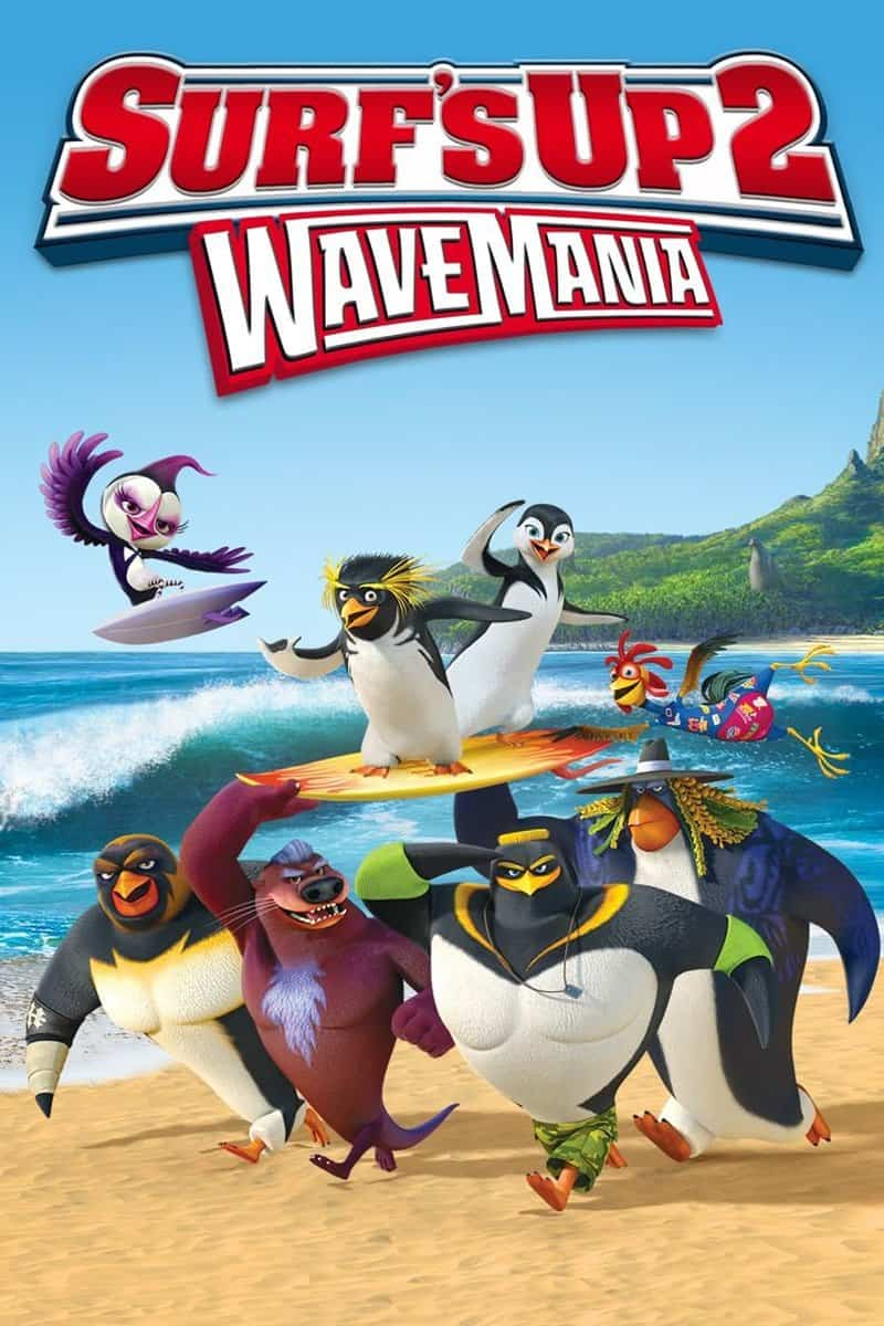 Surf's Up 2: WaveMania, 2017