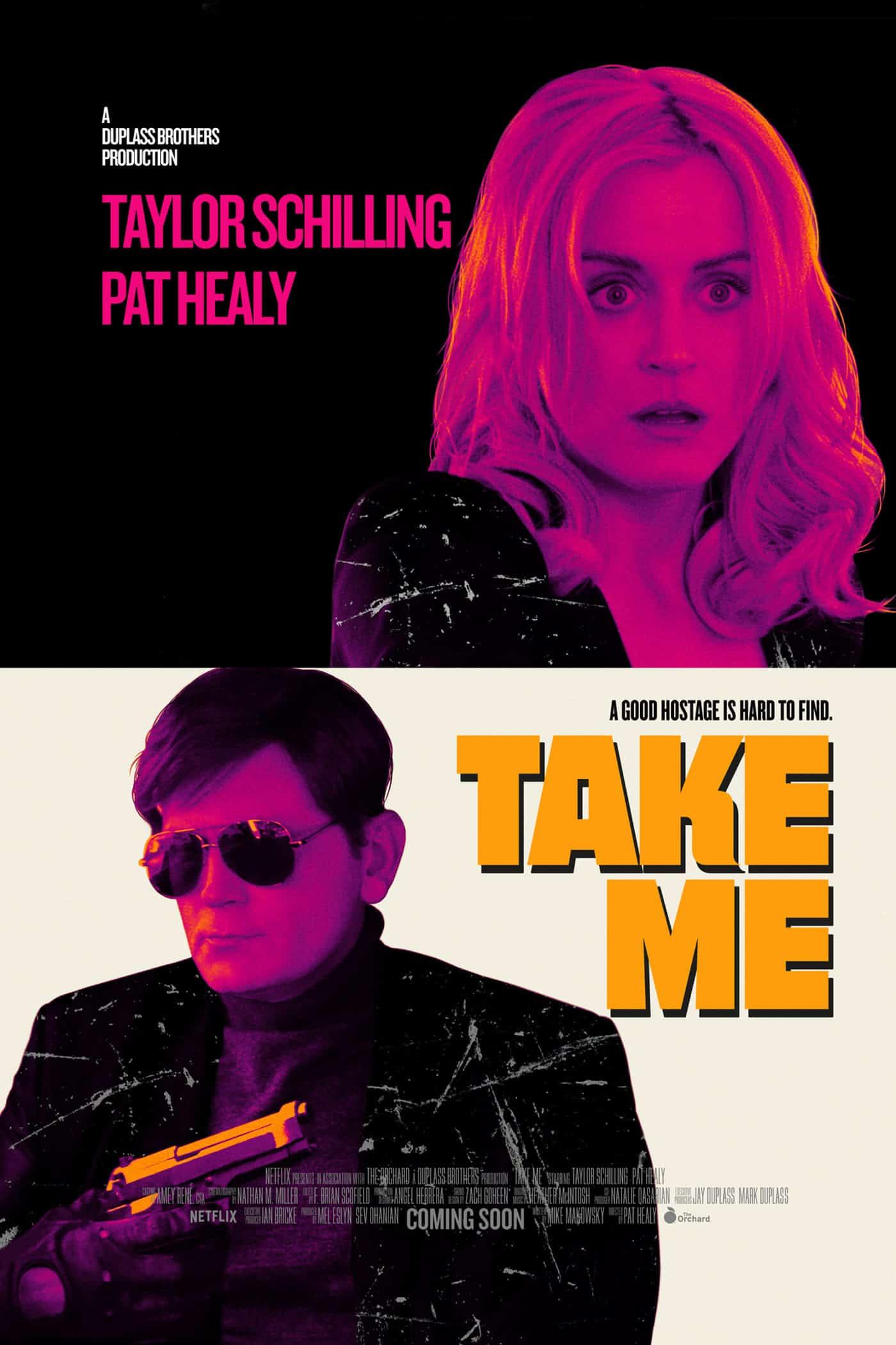 Take Me, 2017