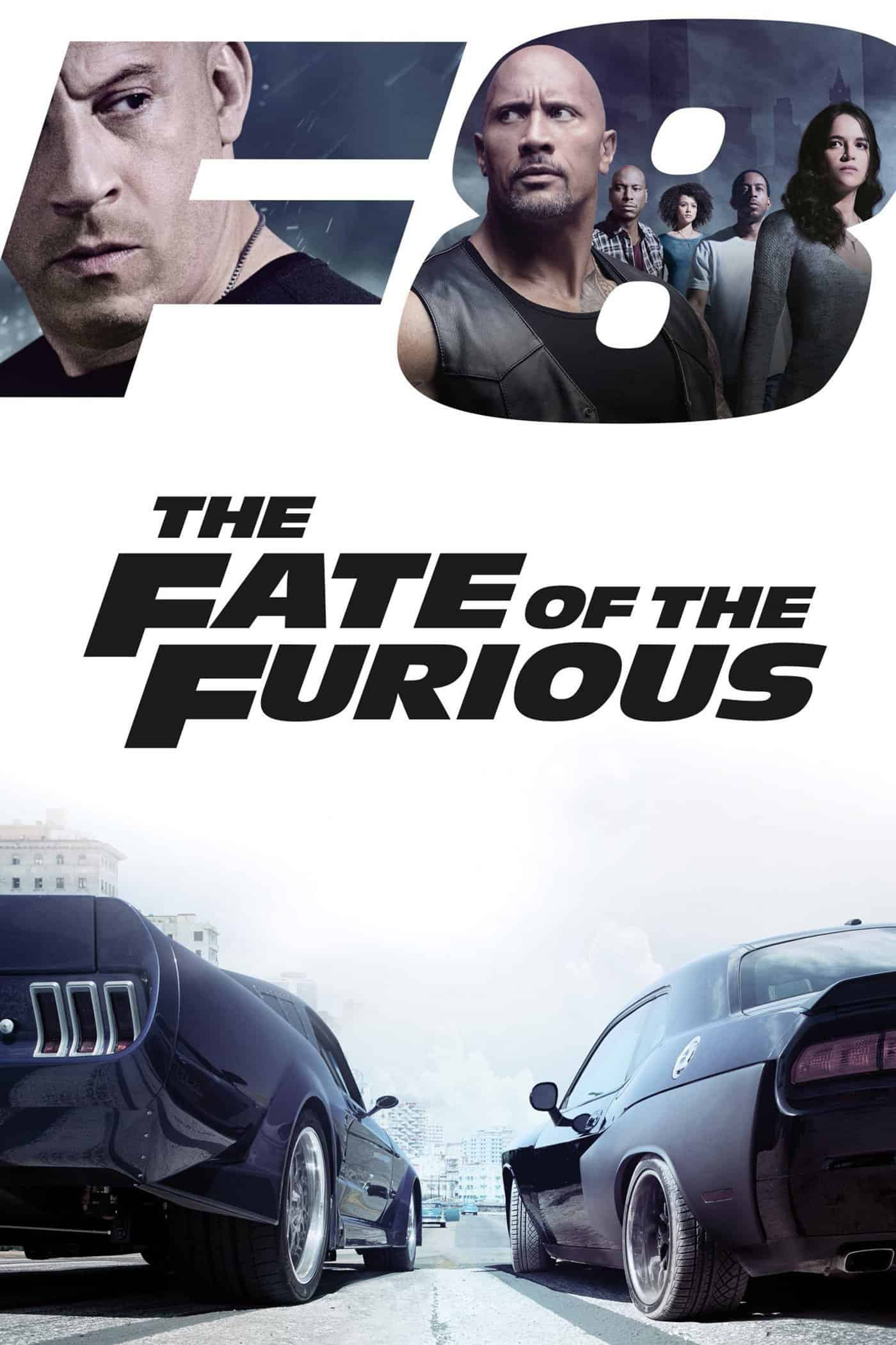 The Fate of the Furious, 2017
