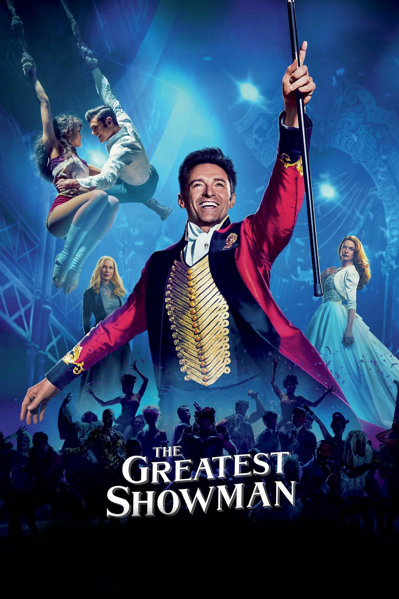 The Greatest Showman, 2017