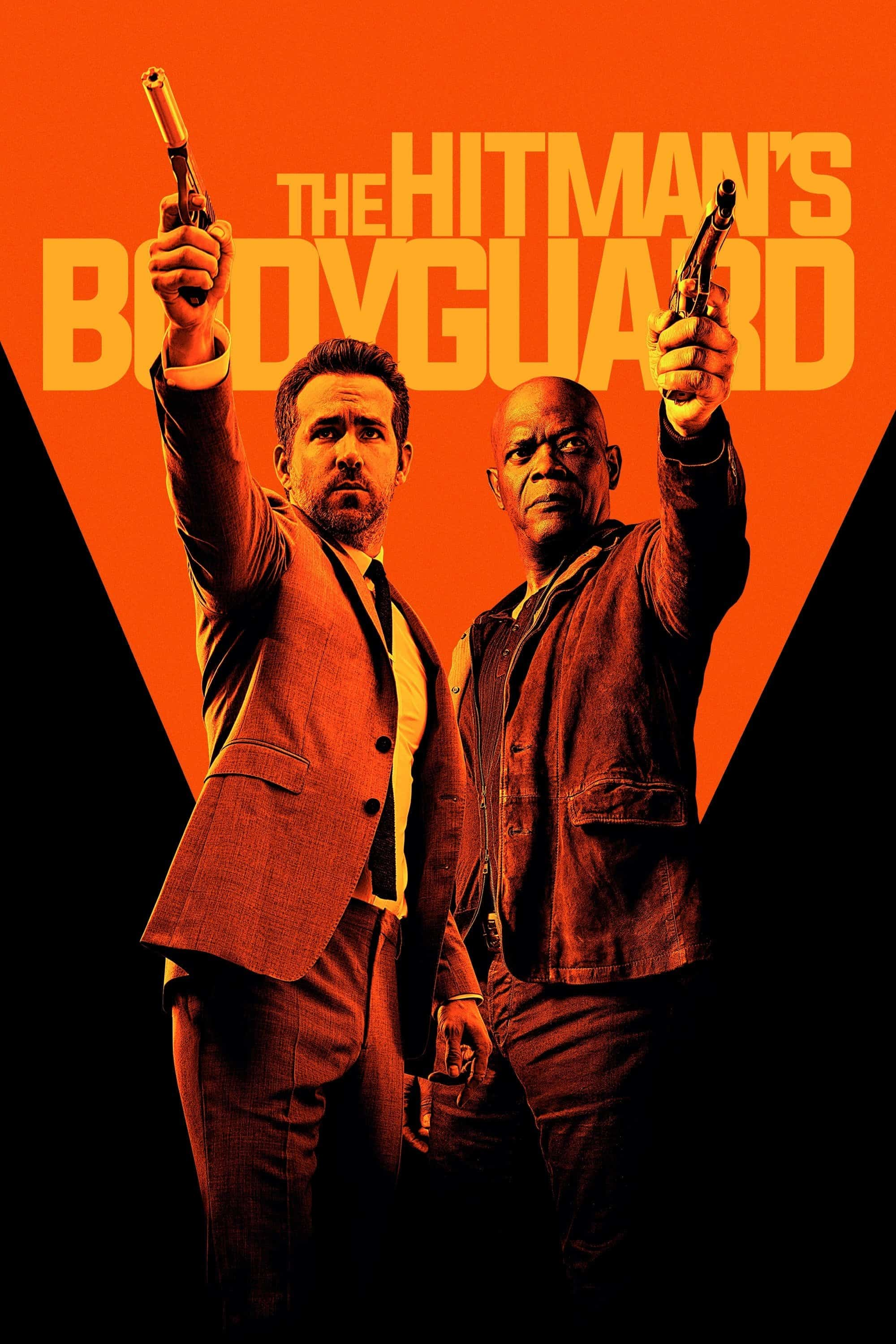 The Hitman's Bodyguard, 2017