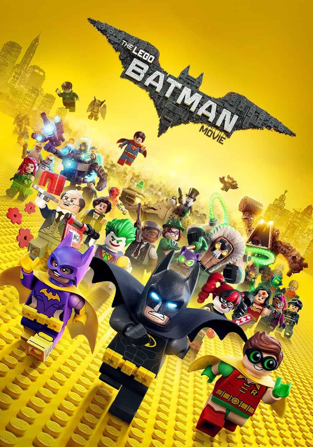 The Lego Batman Movie, 2017