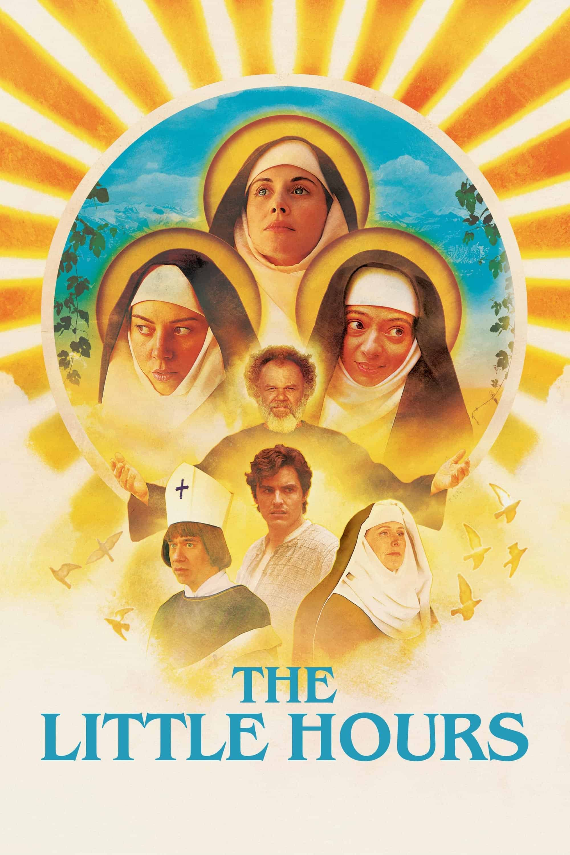 The Little Hours, 2017