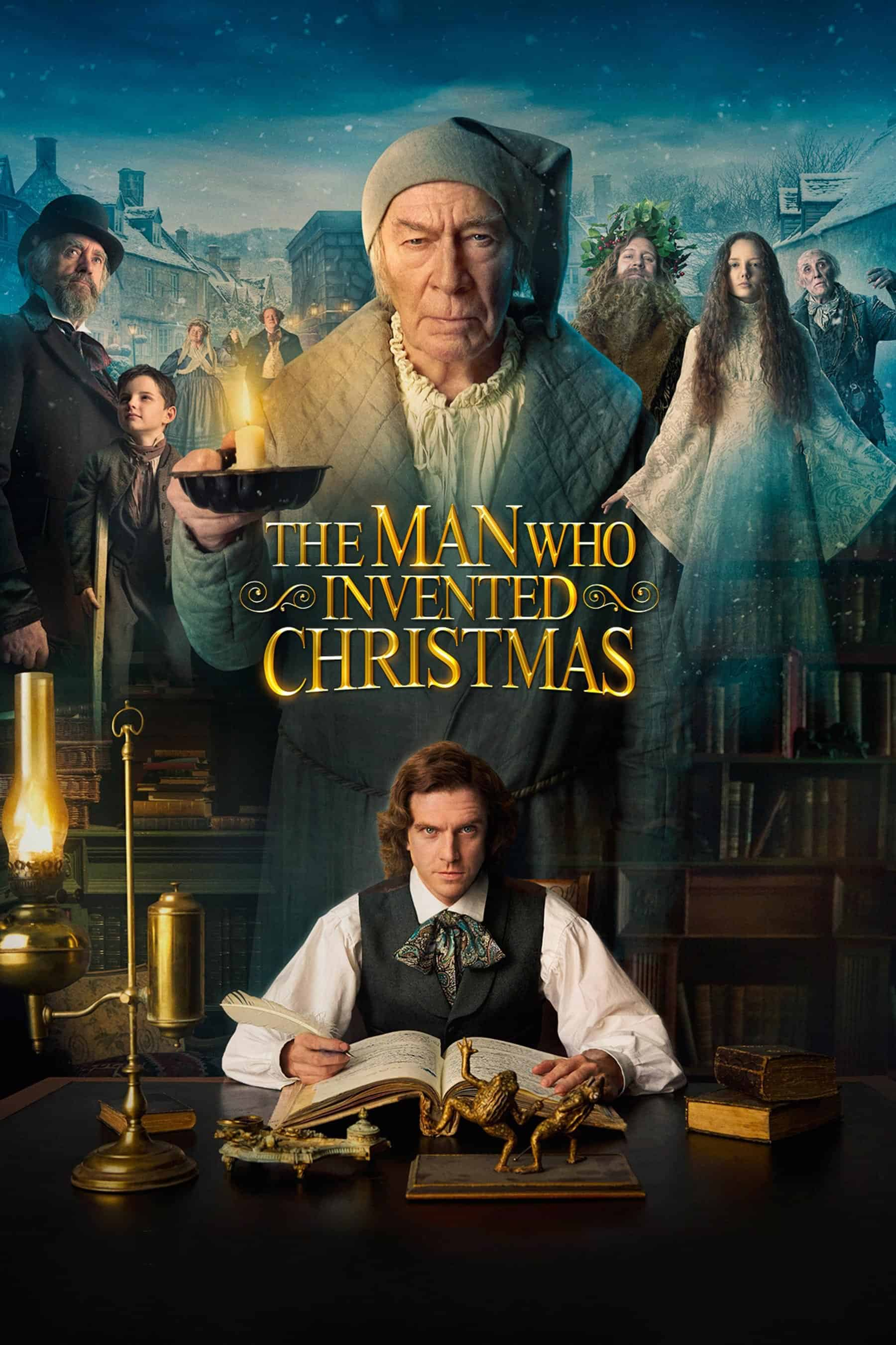The Man Who Invented Christmas, 2017