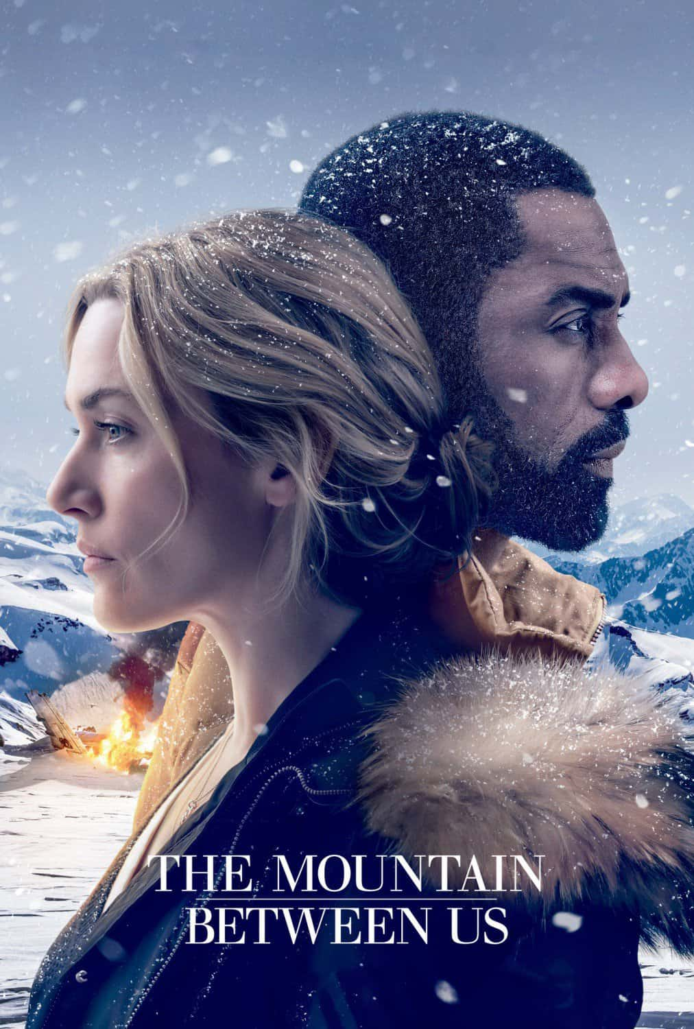 The Mountain Between Us, 2017