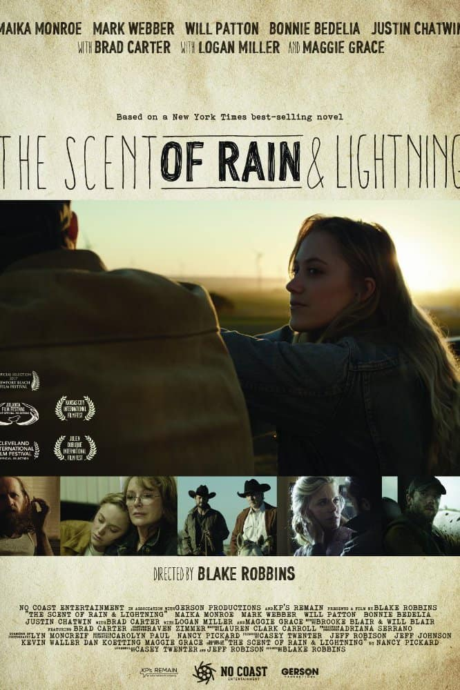 The Scent of Rain and Lightning, 2017