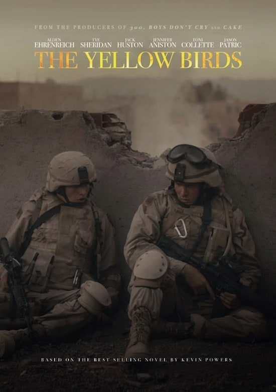 The Yellow Birds, 2017
