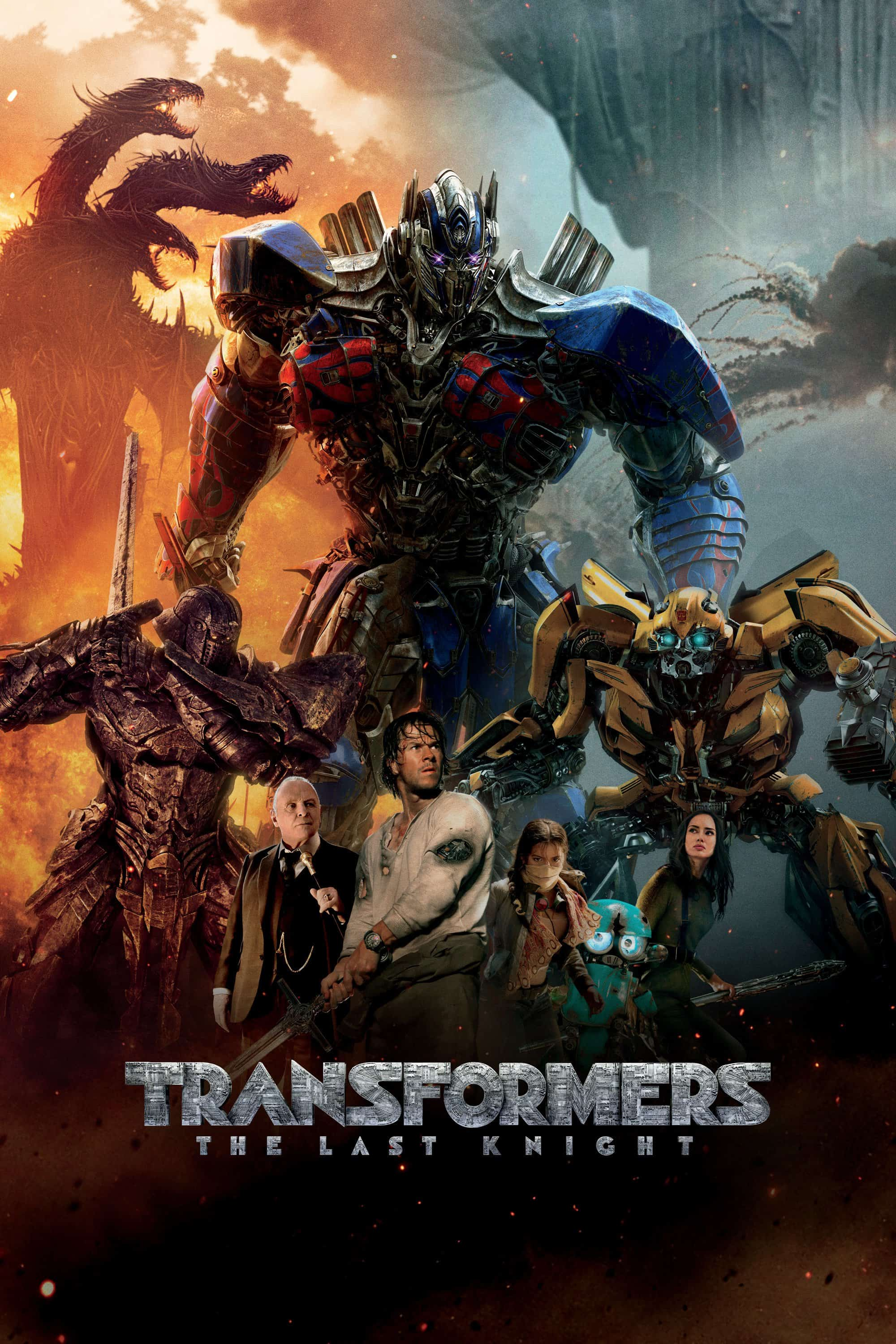 Transformers: The Last Knight, 2017