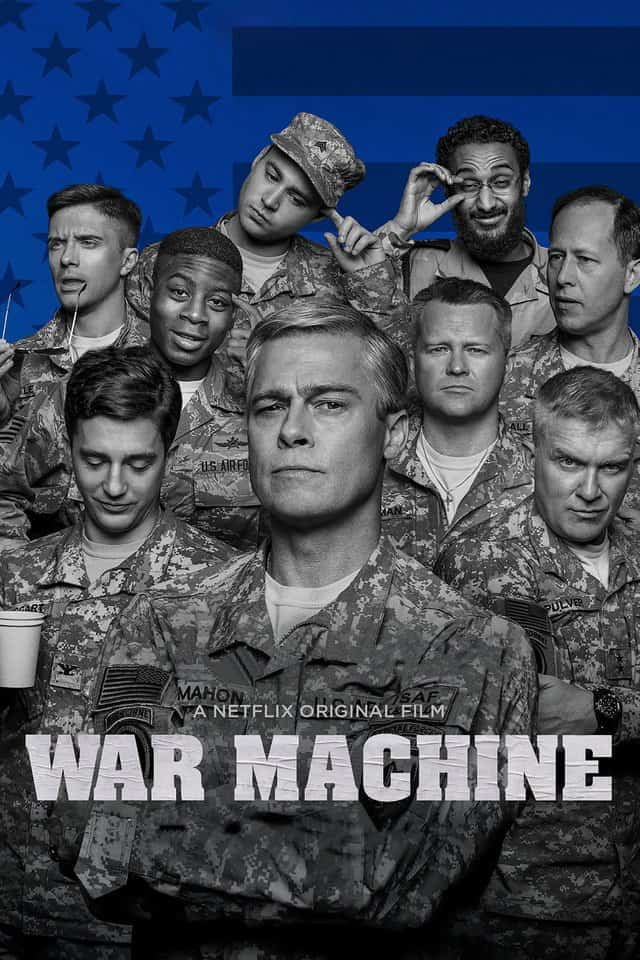 War Machine, 2017