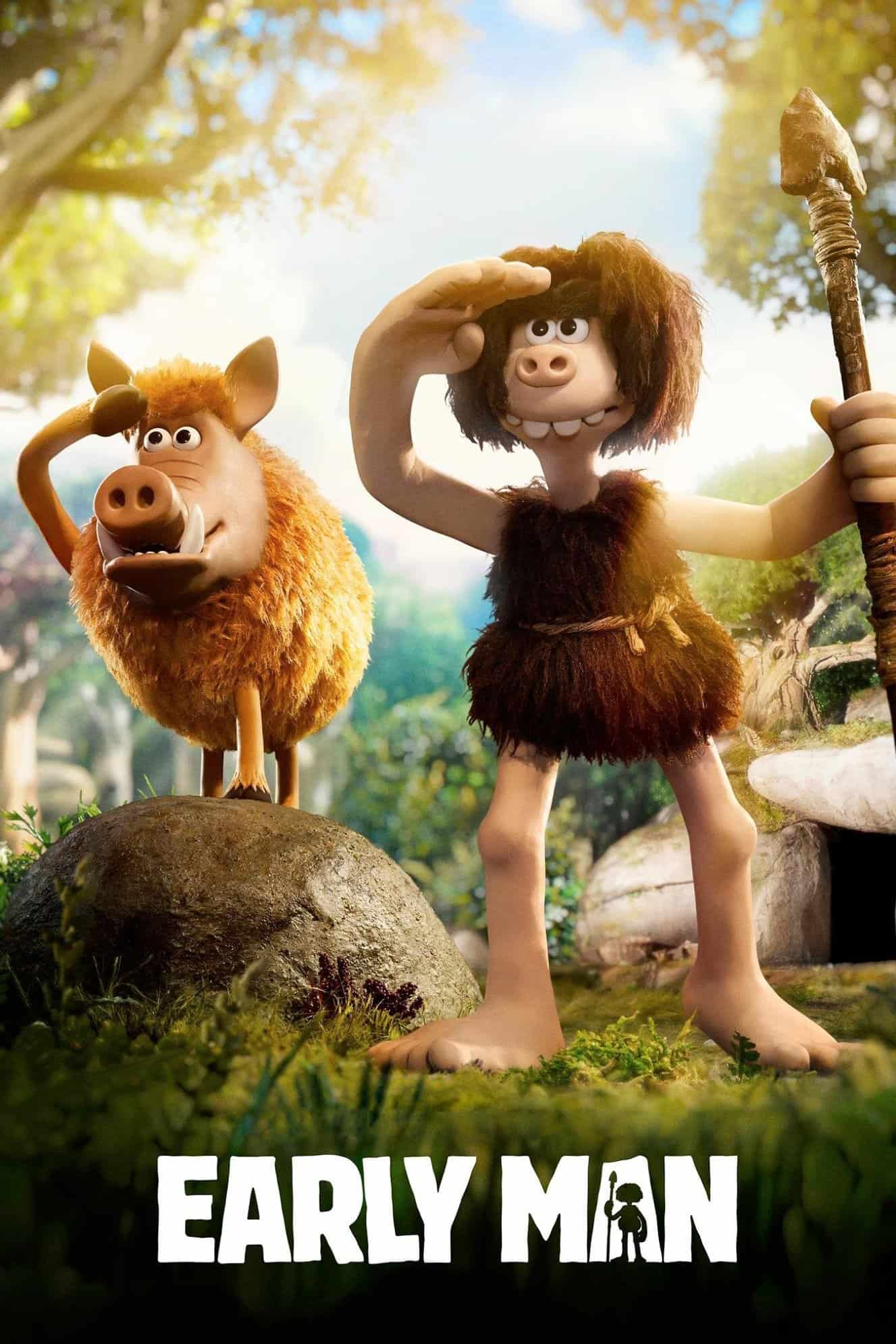 Early Man, 2018
