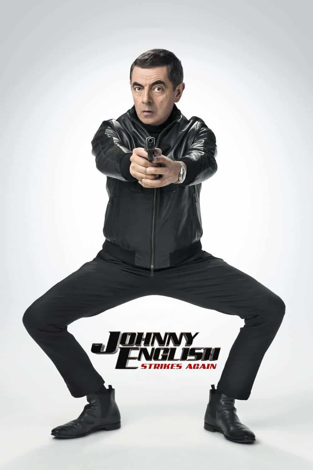 Johnny English Strikes Again, 2018