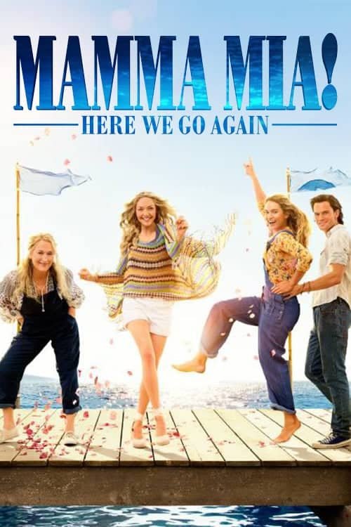 Mamma Mia! Here We Go Again, 2018